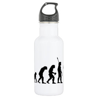 Evolution Stainless Steel Water Bottle