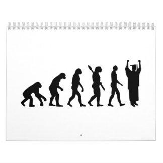 Evolution Student Calendar
