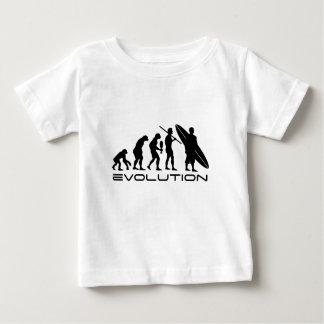 Evolution Surfer Baby T-Shirt