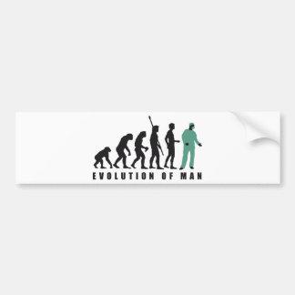 evolution surgeon bumper stickers