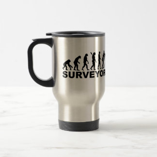 Evolution surveyor travel mug