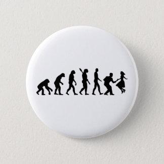Evolution swing dance button