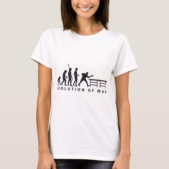 Evolution table tennis B T-Shirt