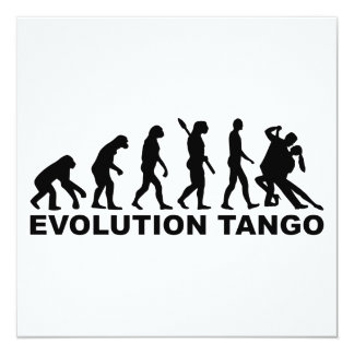 Evolution Tango Card