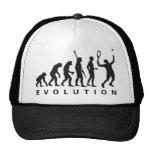 evolution tennis baseball caps