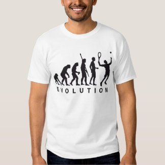 evolution tennis camisas