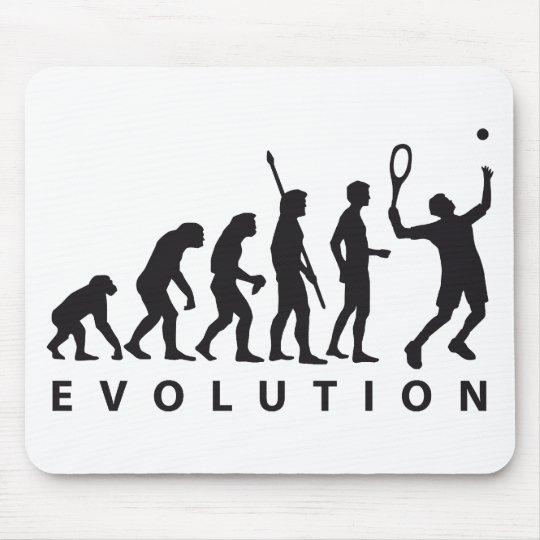 evolution tennis mouse pad