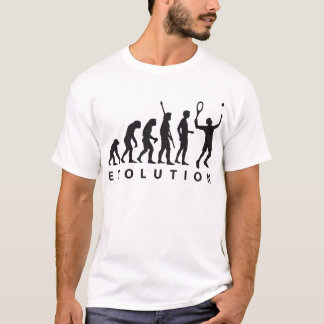 evolution tennis T-Shirt