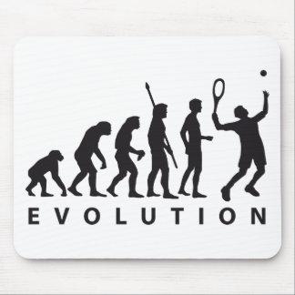 evolution tennis tapete de raton