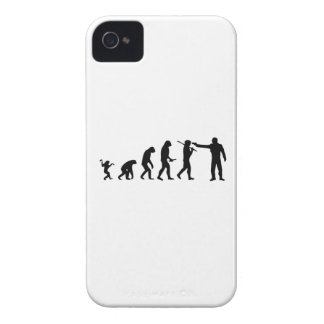 Evolution theory iPhone 4 Case-Mate case