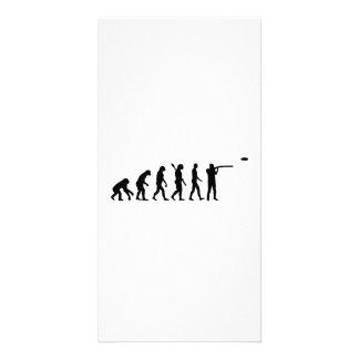 Evolution trap shooting card