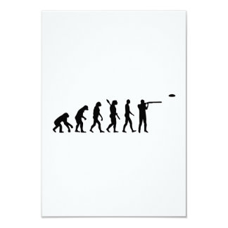 Evolution trap shooting card