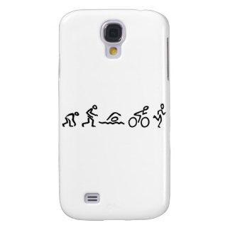 Evolution Tri Samsung Galaxy S4 Case