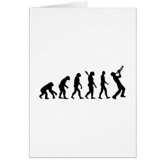 Evolution trumper card