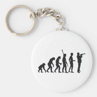 evolution trumpet more player keychains