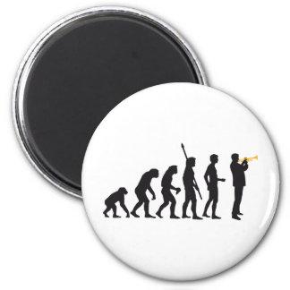 evolution trumpet more player magnet
