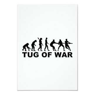 Evolution tug of war card