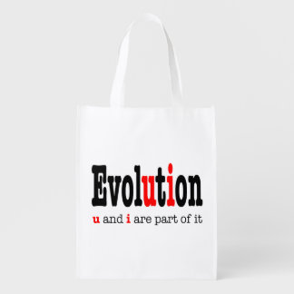 Evolution: u and i are part it market totes