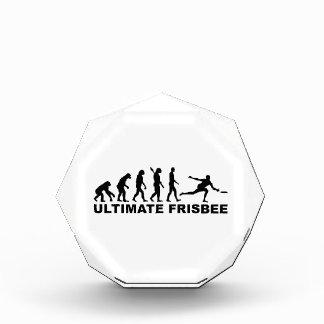 Evolution Ultimate Frisbee Award