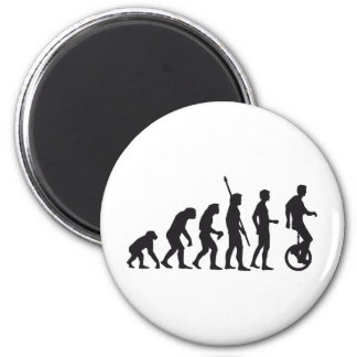evolution unicycle magnets