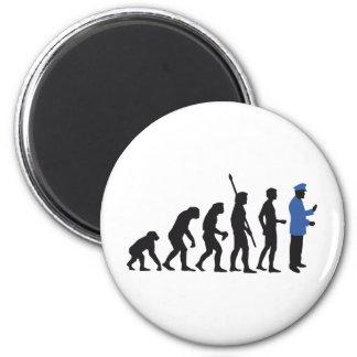 Evolution uniform 2C 2 Inch Round Magnet