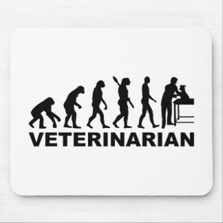 Evolution veterinarian mouse pad