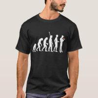evolution violin more player T-Shirt