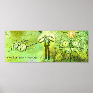 Evolution-Vision poster