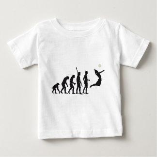 evolution volleyball baby T-Shirt