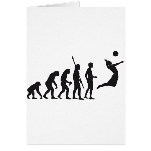 evolution volleyball karte