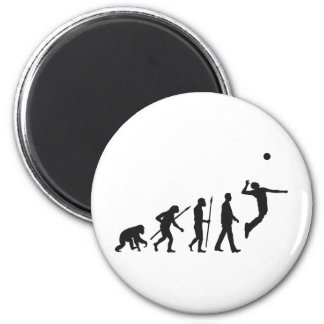 evolution volleyball more player magnet