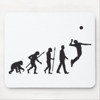 evolution volleyball more player mouse pad