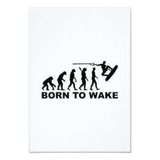 Evolution Wakeboard Card
