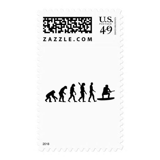 Evolution Wakeboarding Postage