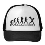 Evolution - Weight Lifter Trucker Hat