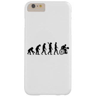 Evolution wheelchair basketball barely there iPhone 6 plus case