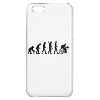 Evolution wheelchair basketball case for iPhone 5C
