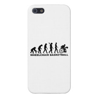 Evolution wheelchair basketball case for iPhone SE/5/5s