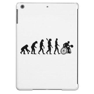 Evolution wheelchair basketball cover for iPad air