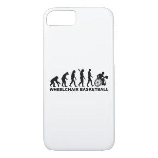 Evolution wheelchair basketball iPhone 7 case