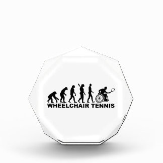 Evolution wheelchair tennis award