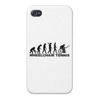 Evolution wheelchair tennis case for iPhone 4