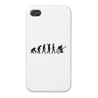 Evolution wheelchair tennis iPhone 4 case