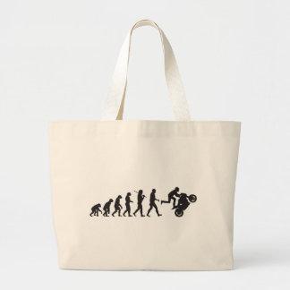 Evolution - Wheelie Canvas Bags