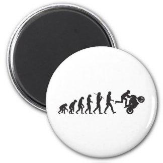 Evolution - Wheelie Magnet
