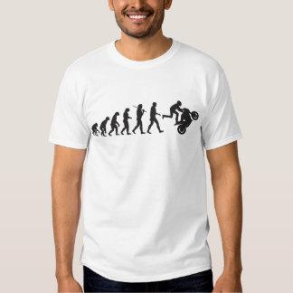 Evolution-Wheelie T-Shirt