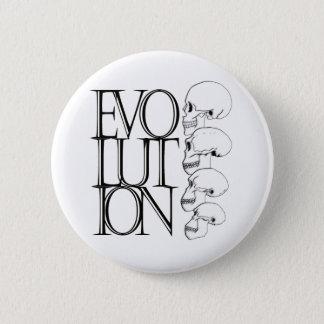 Evolution (White) Button