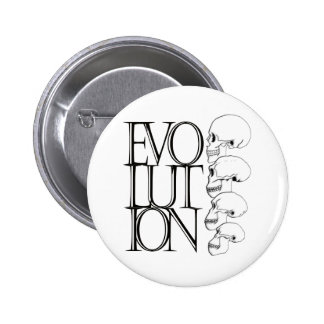Evolution (White) Button