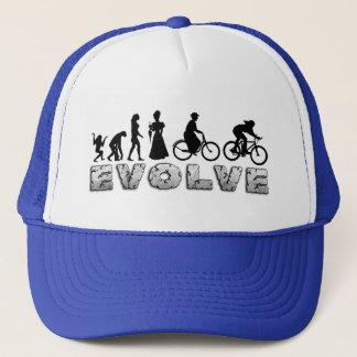 Evolution Womens Cycling Trucker Hat