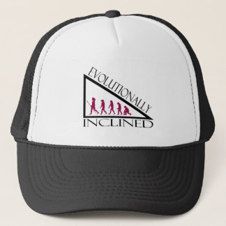 Evolutionarily Inclined Trucker Hat